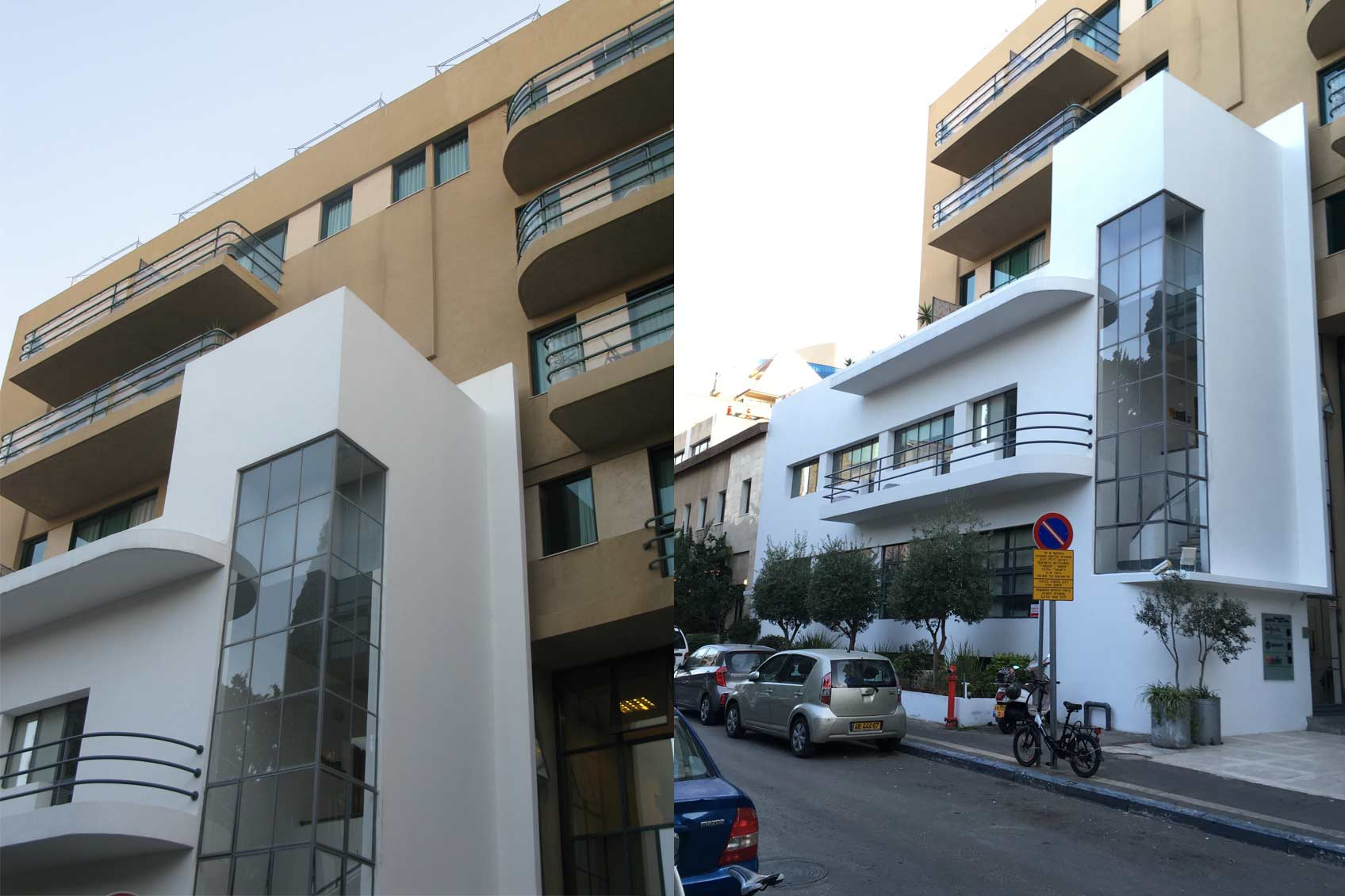 Bauhaus Tel Aviv new White City ©meierei