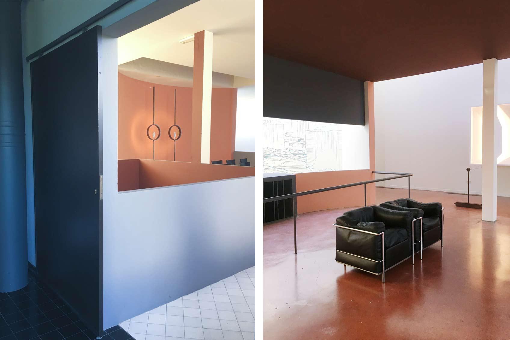 Le Corbusier Les 5 Points pavilion de l'esprit nouveau – an avant-garde vision of the