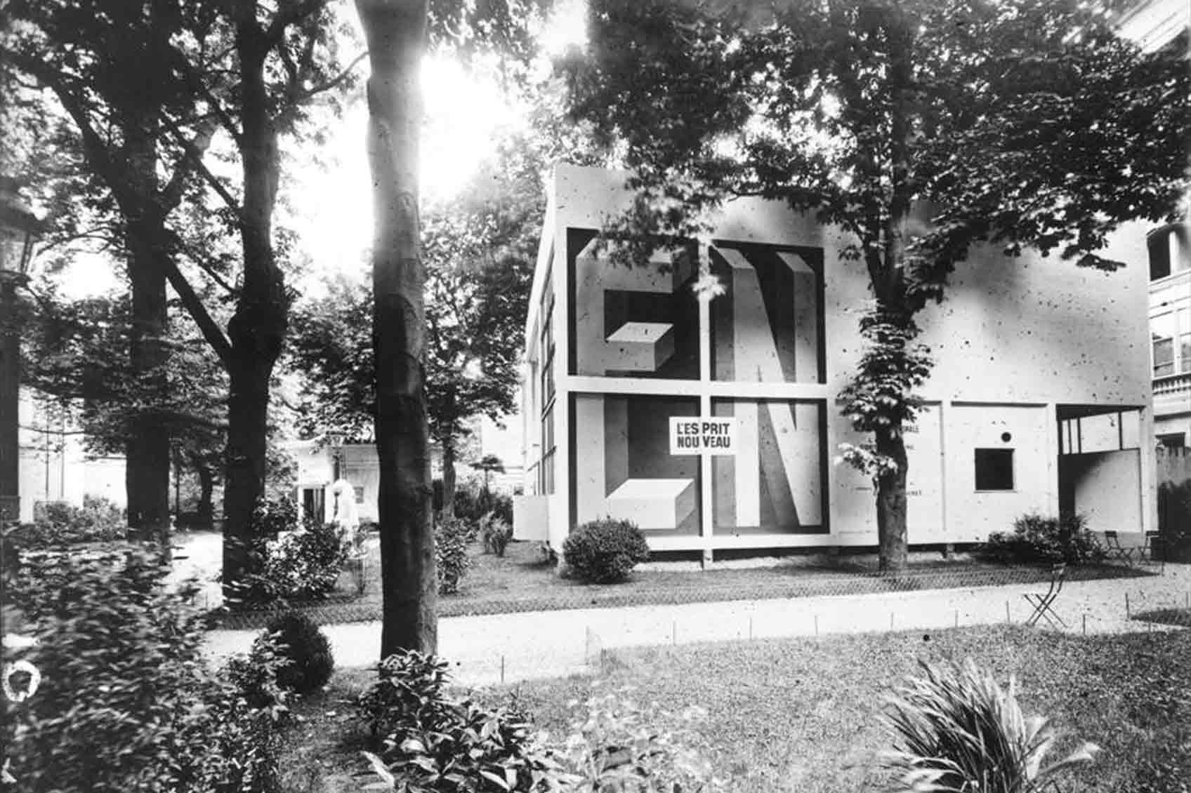 Esprit Art Deco Com pavilion de l'esprit nouveau – an avant-garde vision of the