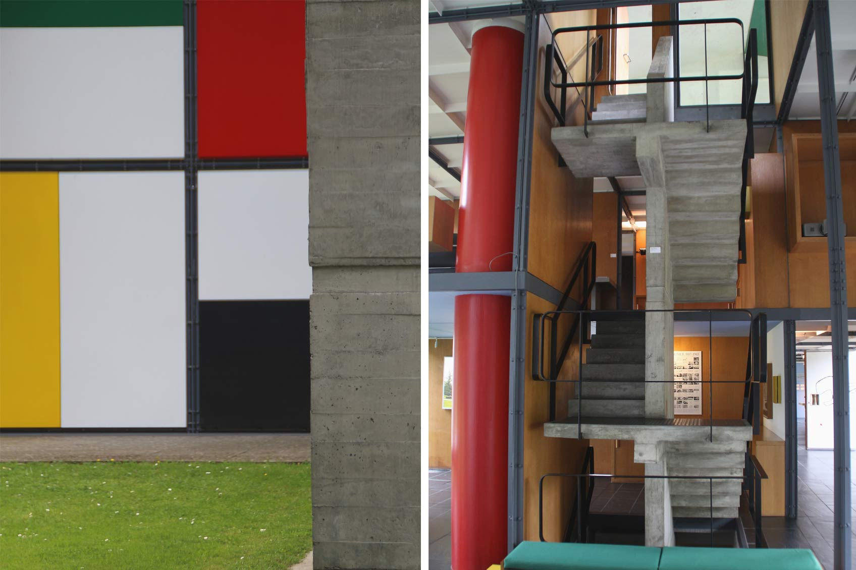 Der Pavillon Le Corbusier – Genesis eines Meisterwerks
