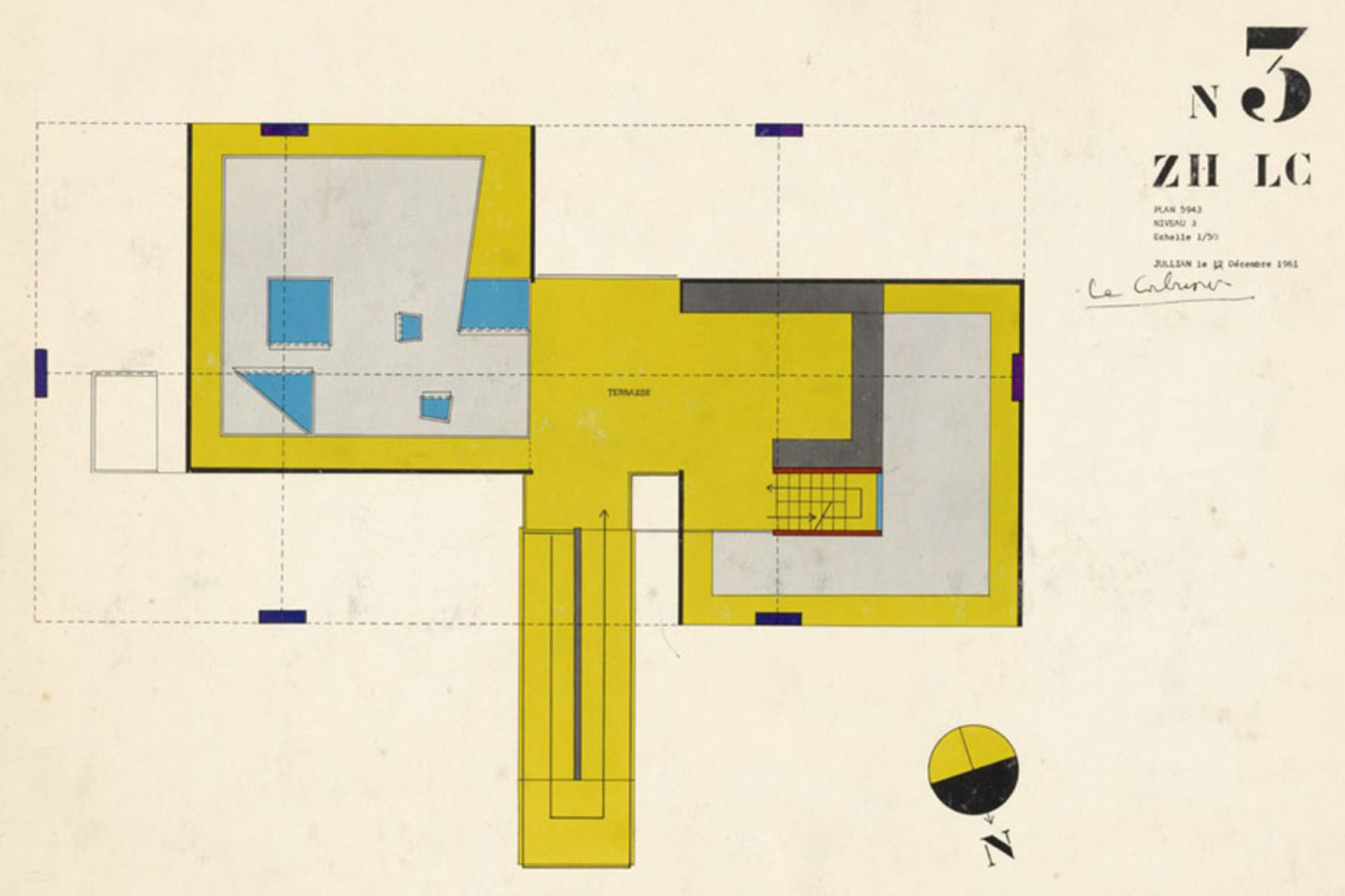 The Pavilion Le Corbusier – Genesis of a masterpiece