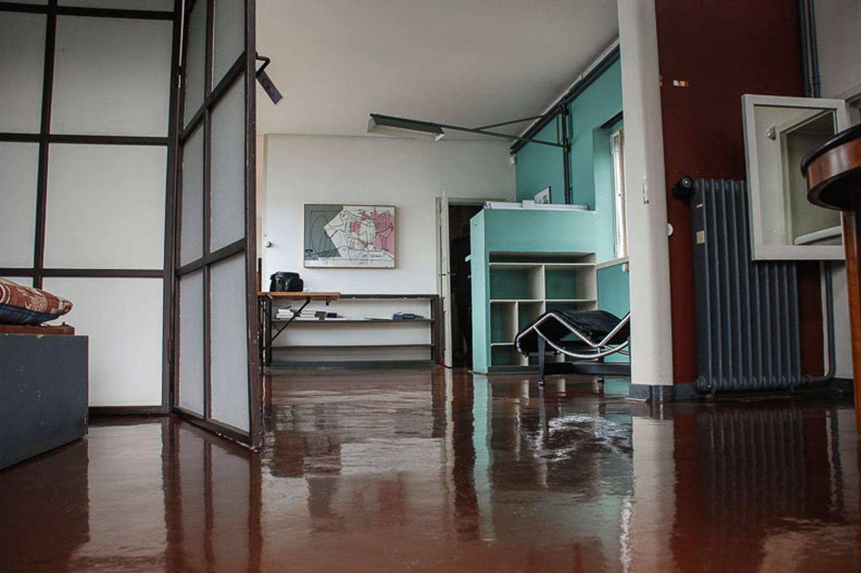 Villa ‹Le Lac› Le Corbusier