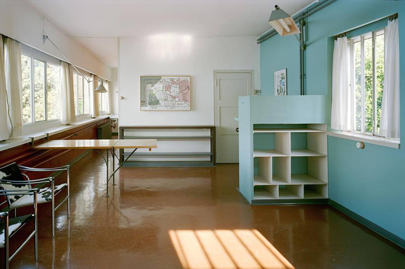 villa le lac le corbusier. Black Bedroom Furniture Sets. Home Design Ideas