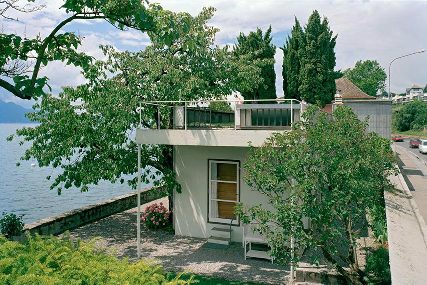 Villa Quot Le Lac Quot Le Corbusier
