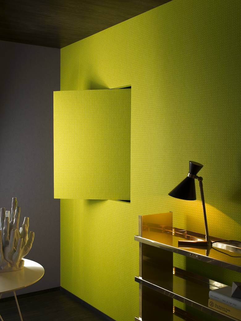 ARTE - Le Corbusier wallpaper and wallcovering