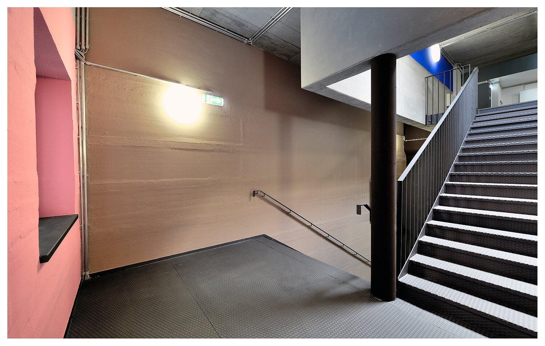 le corbusier 39 s farbgestaltung bei kare. Black Bedroom Furniture Sets. Home Design Ideas