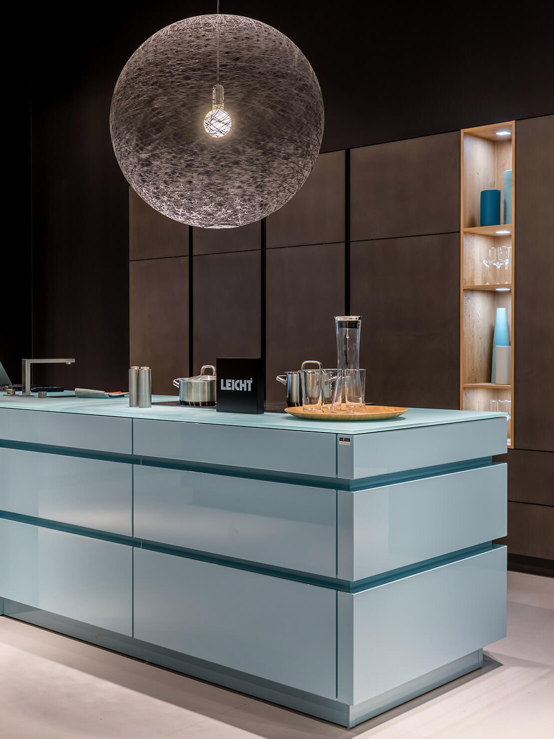 leicht  le corbusier design kitchens  high quality kitchens