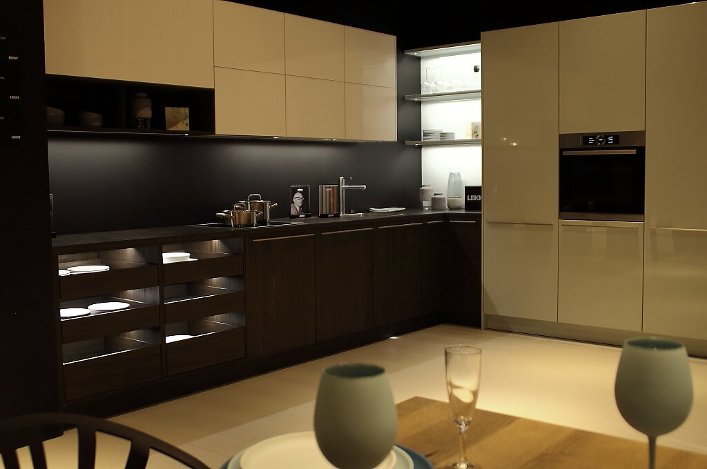 Leicht kitchens at the imm cologne 2017 - Avis cuisine leicht ...