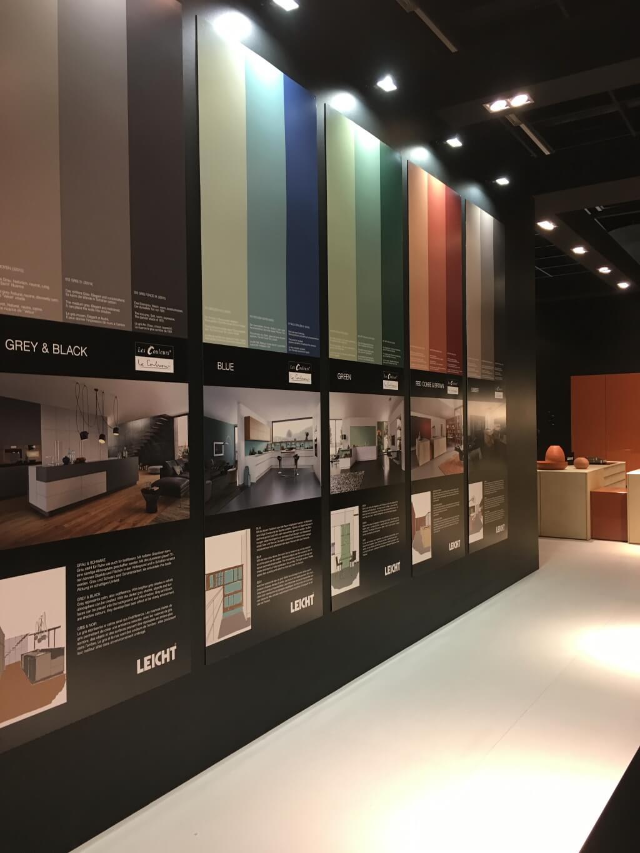 Leicht Kitchen: LEICHT Kitchens At The Imm Cologne 2017