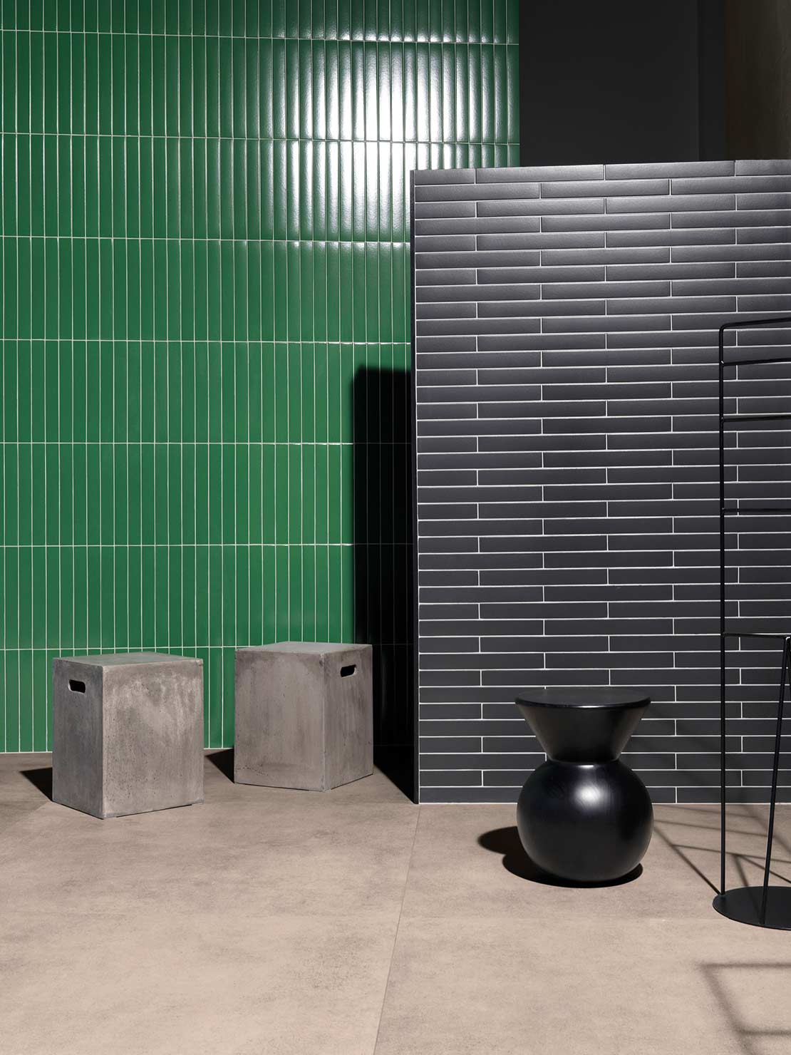 Portobello - Le Corbusier hochwertige Keramikfliesen & Designfliesen