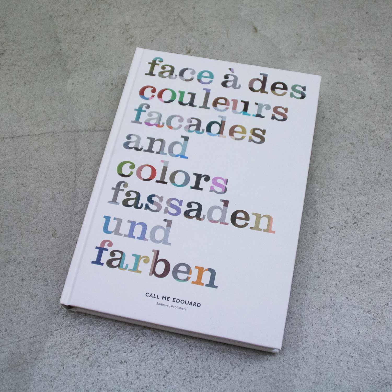 Fassaden und Farben - Ein Buch über Fotografie & Farbgestaltung