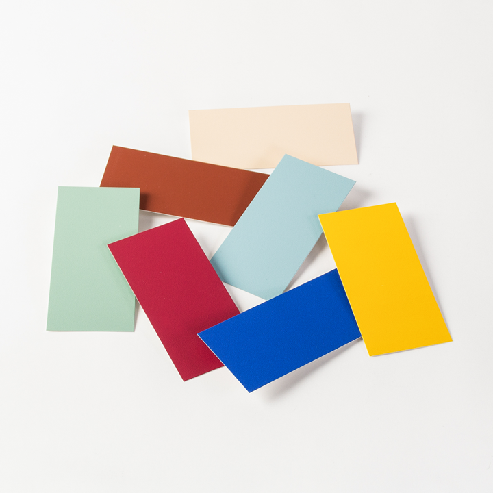 Buy colour sample cards by Le Corbusier